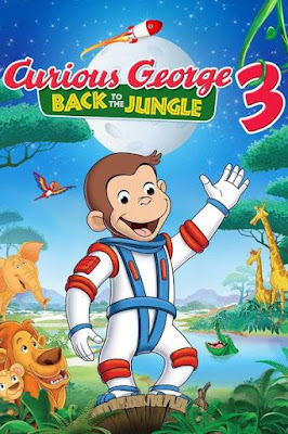 Curious George 3: Back to the Jungle (2015) BluRay 720p HD Watch Online, Download Full Movie For Free