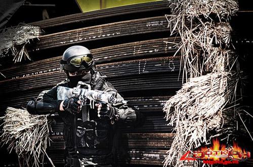 Game thủ Việt tung ảnh cosplay về Đột Kích 11
