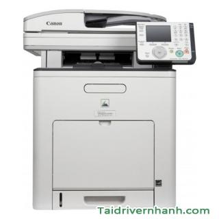 Tải về phần mềm máy in Canon i-SENSYS MF9280Cdn – hướng dẫn sửa lỗi không nhận máy in