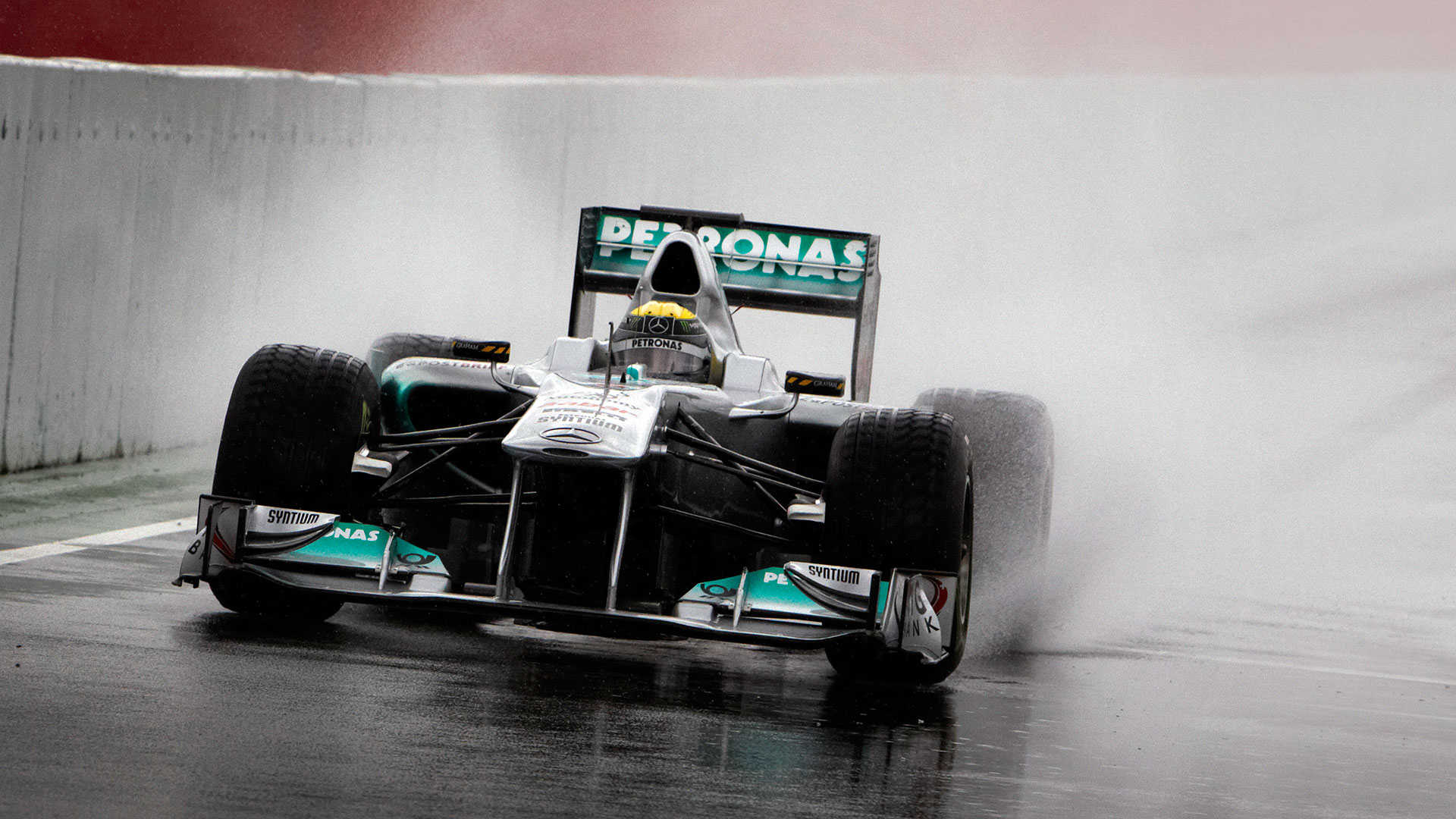 hd wallpapers 2011 testing formula 1 cars | f1-fansite