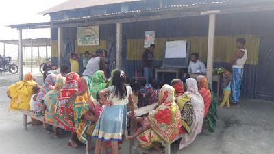 Dream building, self assessment and action plan at No 6 Char, Bongaigaon
