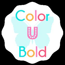 Color-U-Bold
