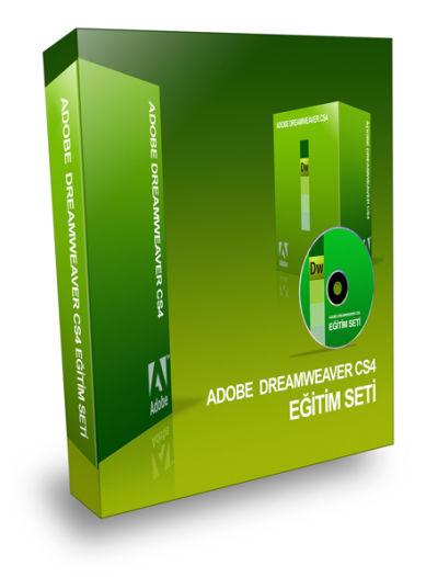 Adobe Dreamweaver Cs4 Türkçe Eğitim Seti