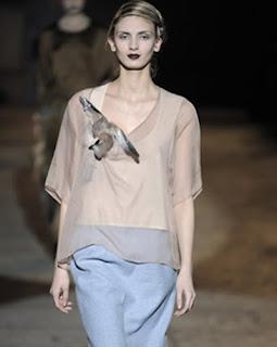 Taxidermy Fashion