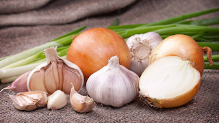 Eat onion and garlic together, there will be 'these' benefits
