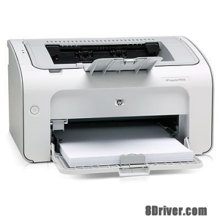 Download HP LaserJet 1005 Printer drivers & install