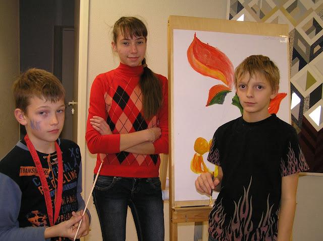 Kunstiosakonda sisseastunud laste pühitsemine - PB100352.JPG