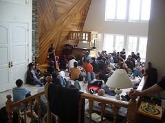 The La Pua Summit In 2004, Tyler Durden