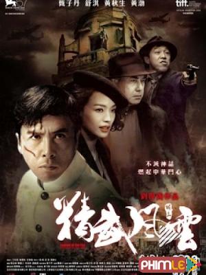Phim Huyền Thoại Trần Chân - The Return Of Chen Zhen (2010)
