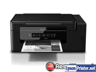 Reset Epson L395 ink pads are at the end of their service life