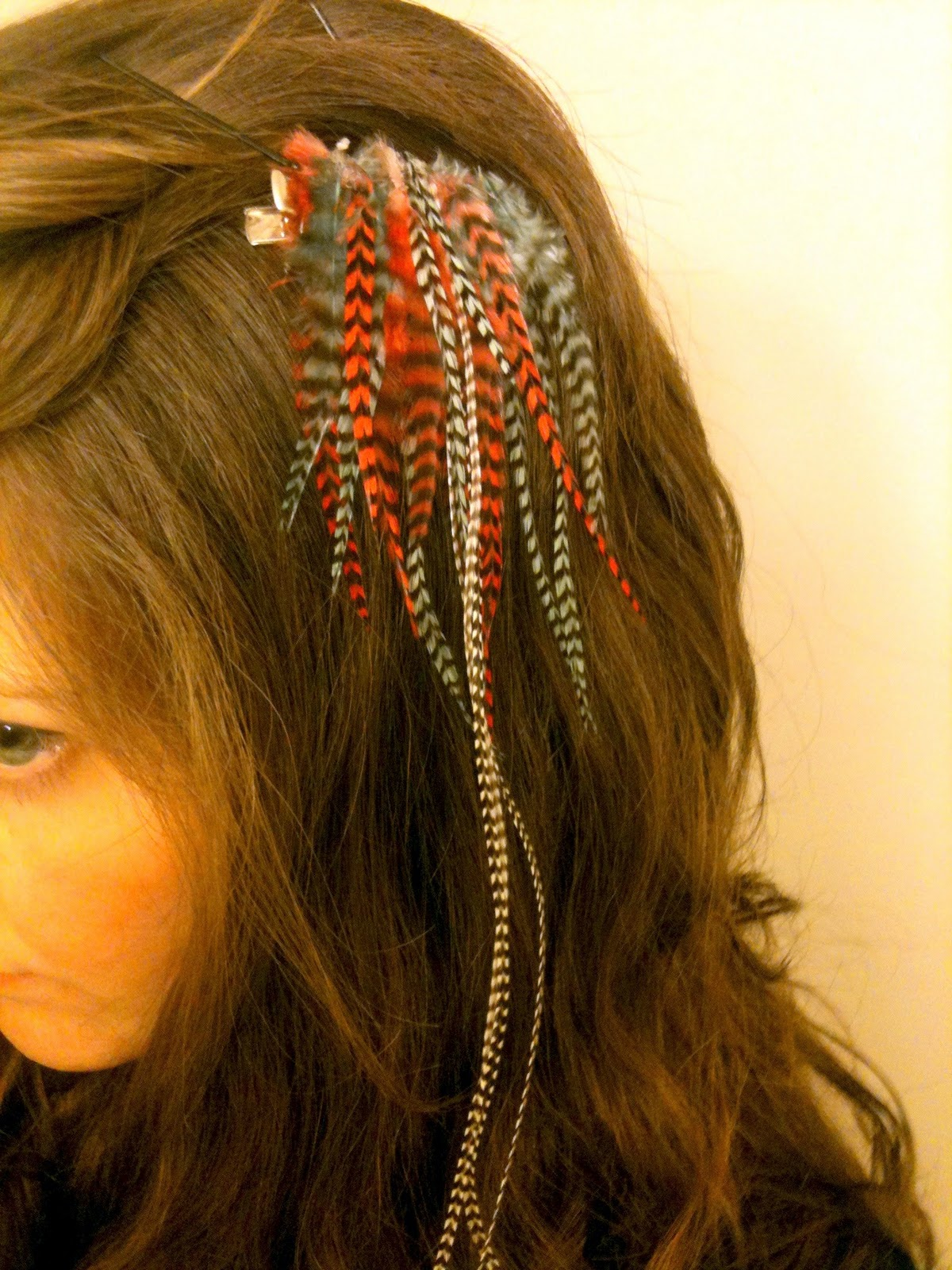 Feather Hair Extensions Wilmington Nc Human Hair Extensions