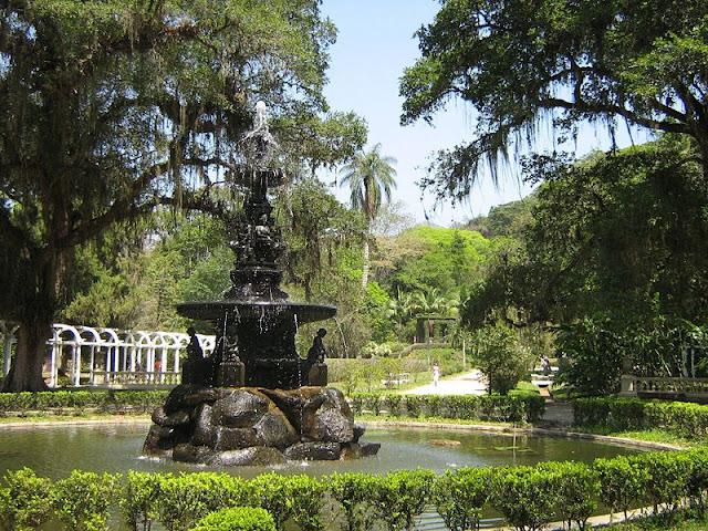 fotos jardim botanico do rio de janeiro: da non perdere: Rio de Janeiro: Giardino Botanico (Jardim Botânico
