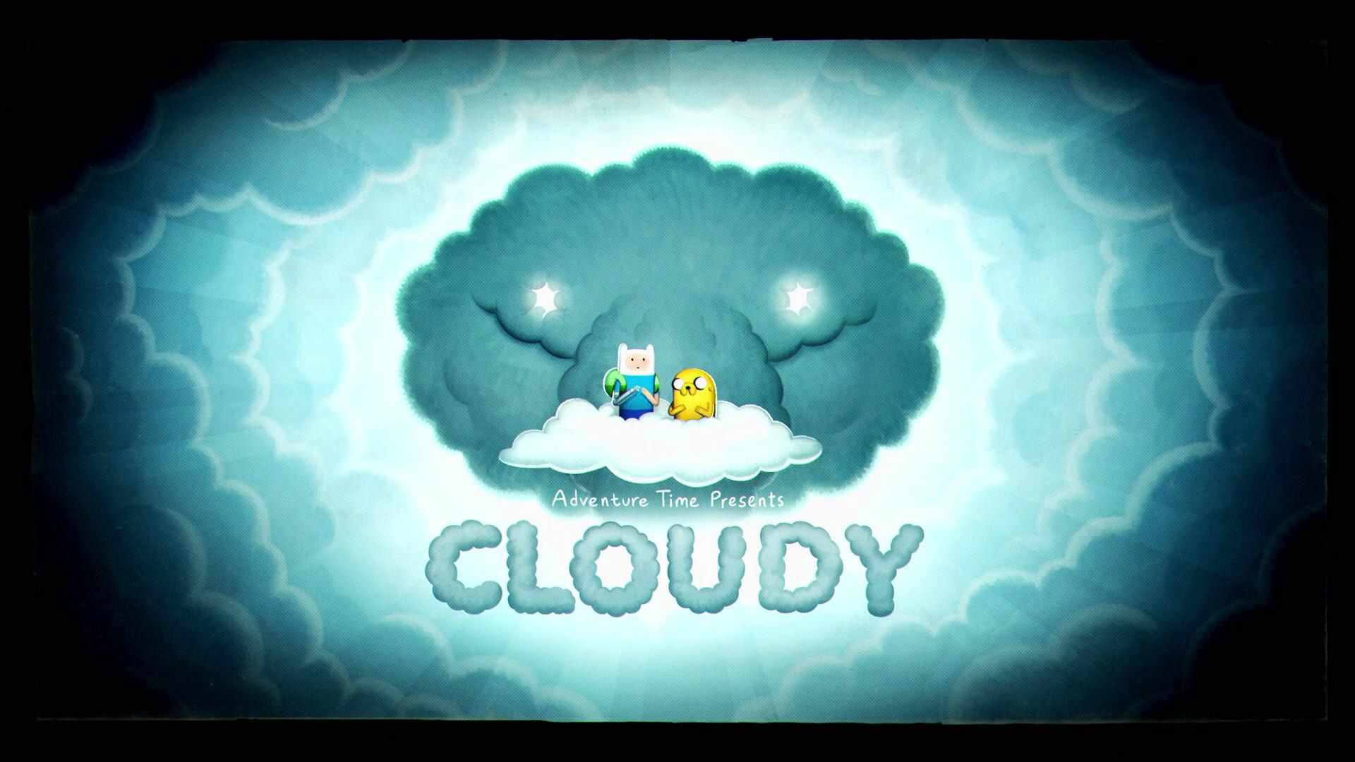 Hora de Aventura - Elementos: Nublado