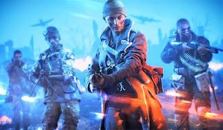 game perang di pc battlefield V
