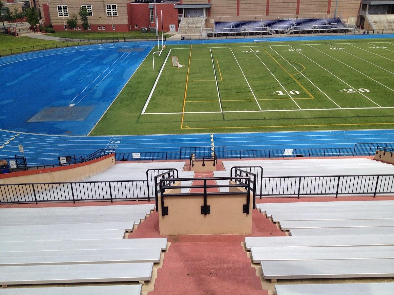 Stadium running