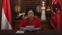 Ucapan Dirgahayu  Megawati Kepada Partai Komunis Tiongkok Dapat Tanggapan Beragam dari Jurnalis