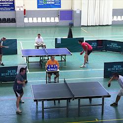 Torneo de Tenis de Mesa - Feria de Montijo