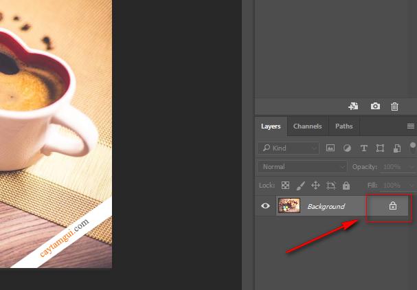 Hướng dẫn bo tròn hình, 4 góc trong Photoshop