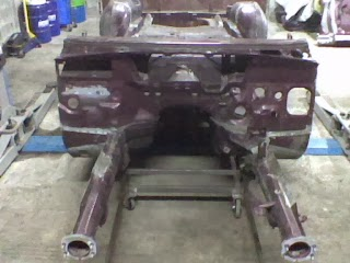 Bmw E36 02 Chassis Swap
