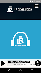 Radio La Revolugion- screenshot thumbnail