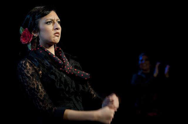Chanete Heredia - Teatro Federico García Lorca (Rivas) - 11/3/2011