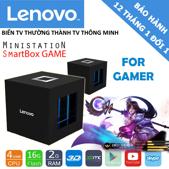 lenovo ministation smartbox game