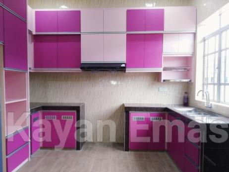 Kabinet Dapur Taiping Kamunting Making New Kitchen Cabinet And Wardrobe In