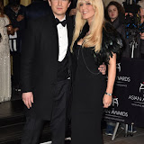 OIC - ENTSIMAGES.COM - Conrad Baker and Emma Noble at the The Asian Awards in London 7th April  2016 Photo Mobis Photos/OIC 0203 174 1069