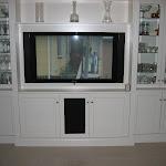 Cabinett Mounted TV With IR Sensor.JPG