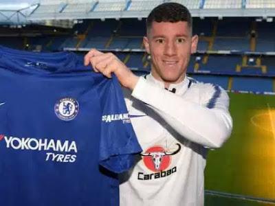 Official! Former Everton Forward Ross Barkley Signs For  Chelsea