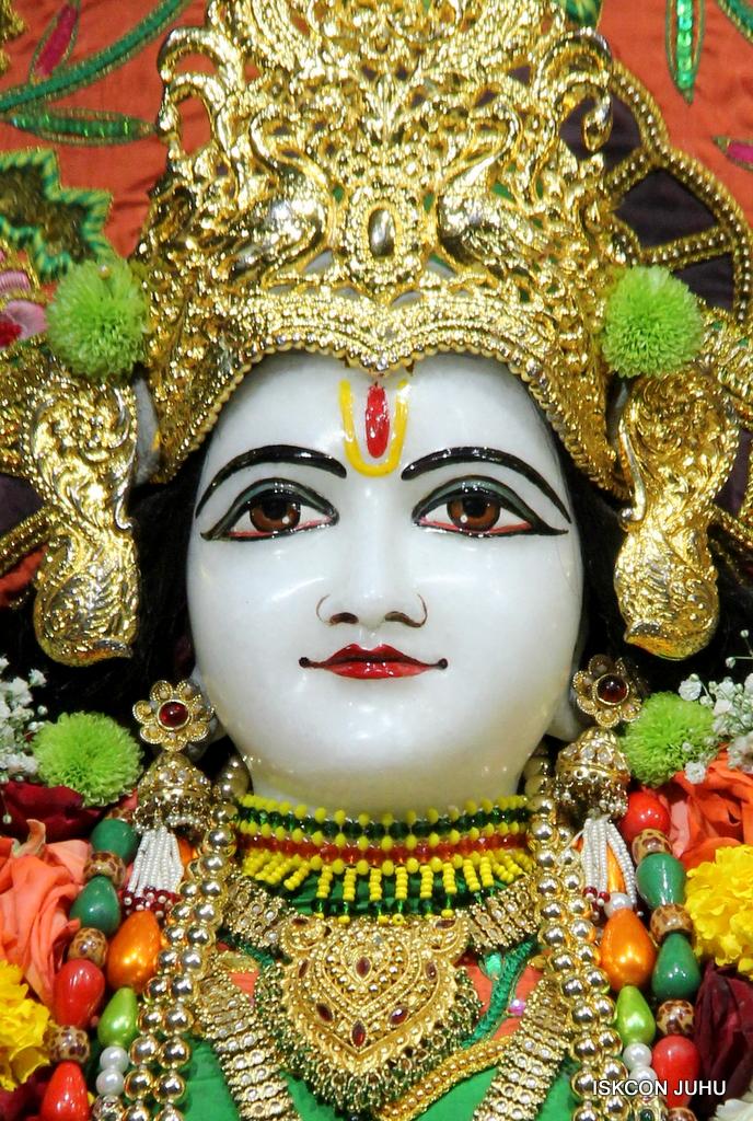 ISKCON Juhu Sringar Deity Darshan on 18th Jan 2017 (27)