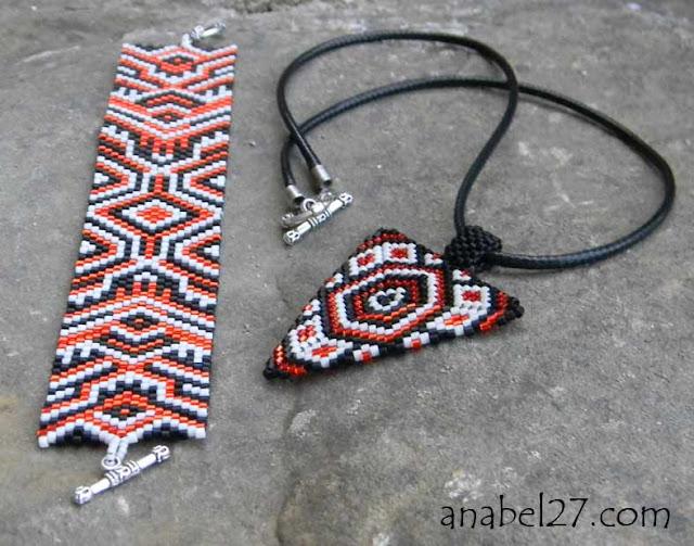 купить украшение из бисера подарок девушке украина