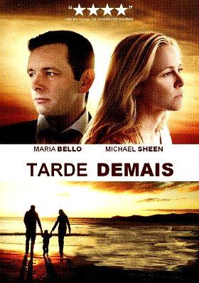 Filme Poster Tarde Demais DVDRip XviD Dual Audio & RMVB Dublado