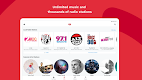 screenshot of iHeartRadio: Radio, Podcasts & Music On Demand