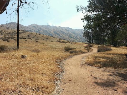 Box Springs Mountain Park