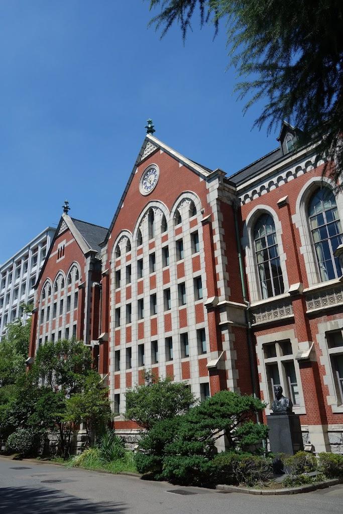 慶應義塾大学 旧図書館 東京都港...