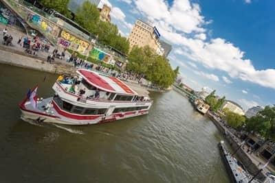 Vienna River Cruise