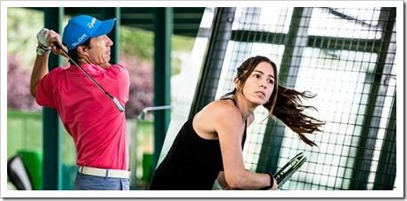 Cursos Intensivos de Pádel y/o Golf en GolfCanal Madrid este verano 2016.