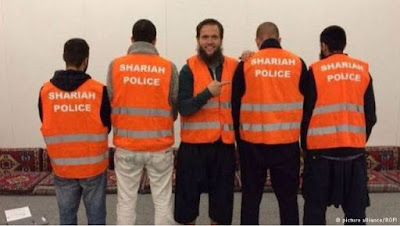 Germany: Sharia police imposing Muslim rule