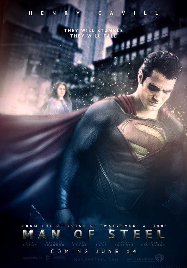 Man Of Steel (2013) ENG AUDiO CAMRip 550MB