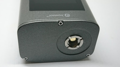 DSC 1524 thumb%25255B2%25255D - 【MOD】「JOYETECH OCULAR CタッチパネルMOD」レビュー。音楽プレイヤー搭載のVAPEデバイス!【デュアルスタック/ガジェット感】