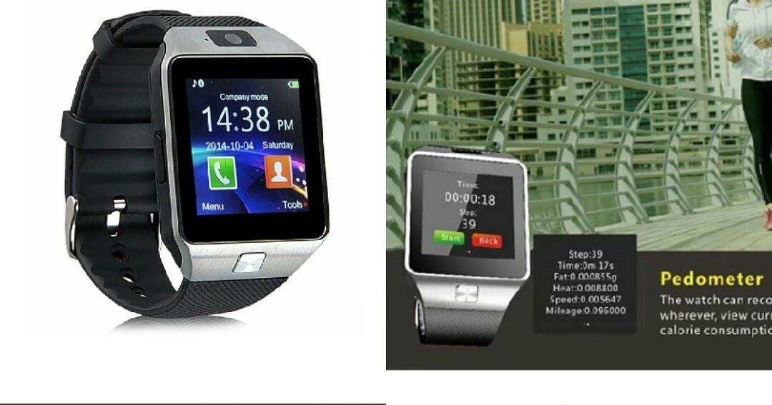 Best Gadget 2u Padgene Dz09 Bluetooth Smart Watch With