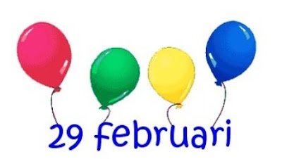 29 february, unic day, leap year, counting day, have fun, february baby,