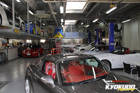Honda Workshop