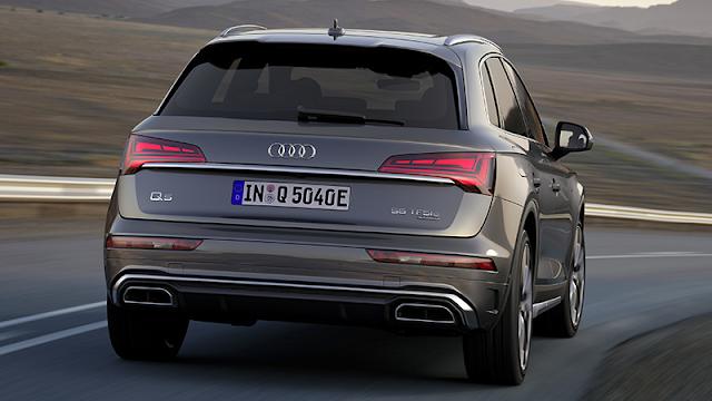 Audi Q5 50 TFSIe y 55 TFSIe