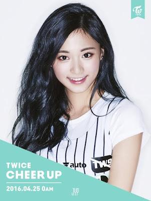 Foto Tzuyu Twice Terbaru