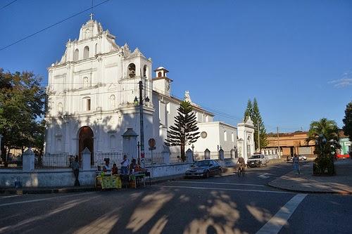 Chalchuapa, Santa Ana, El Salvador
