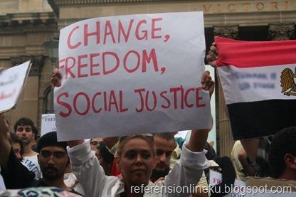 Pengertian perubahan sosial menurut para ahli