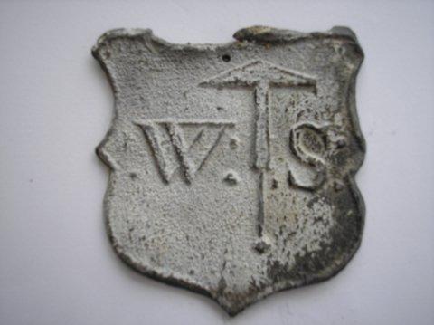 Naam: WSPlaats: GroningenJaartal: 1825Vindplaats: NH kerk Onstwedde