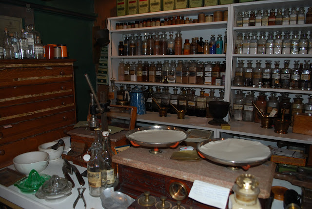 Inside the Fairhaven Pharmacy. / Credit: Annette Bagley